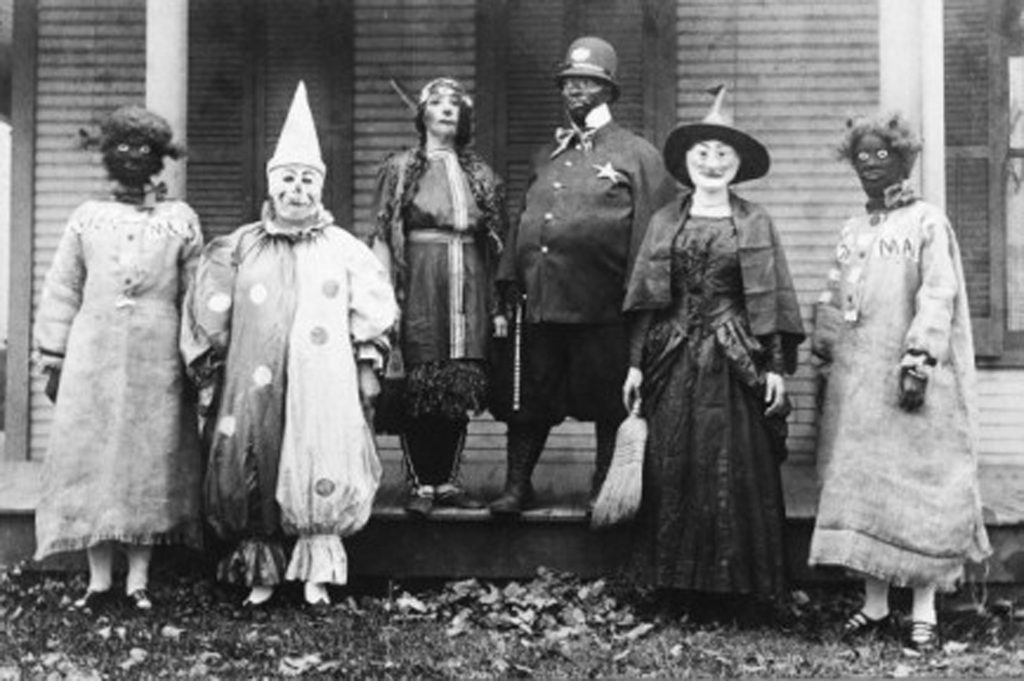 Image result for history of halloween costumes