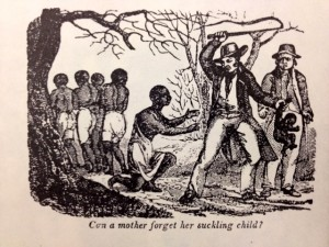 Slavery made his mother a