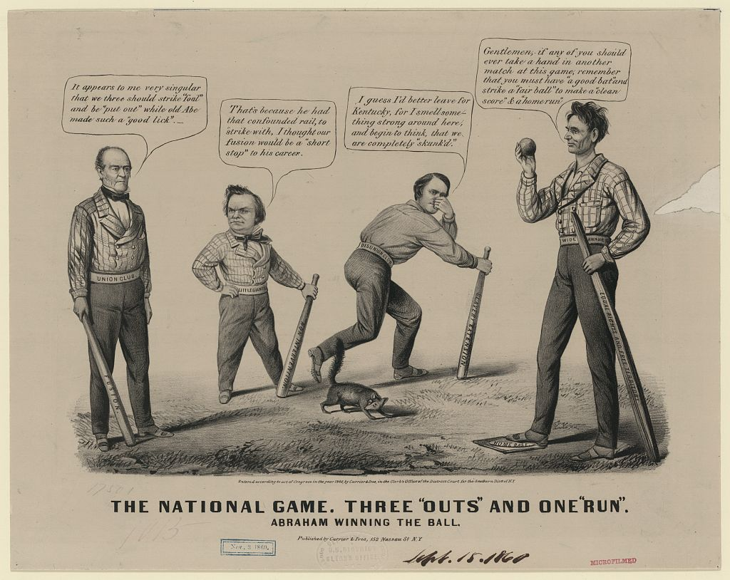 4d416b5052df Baseball and the Civil War  Forging America s National Pastime
