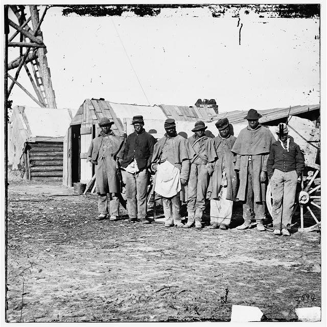 AAM Teamsters Civil War