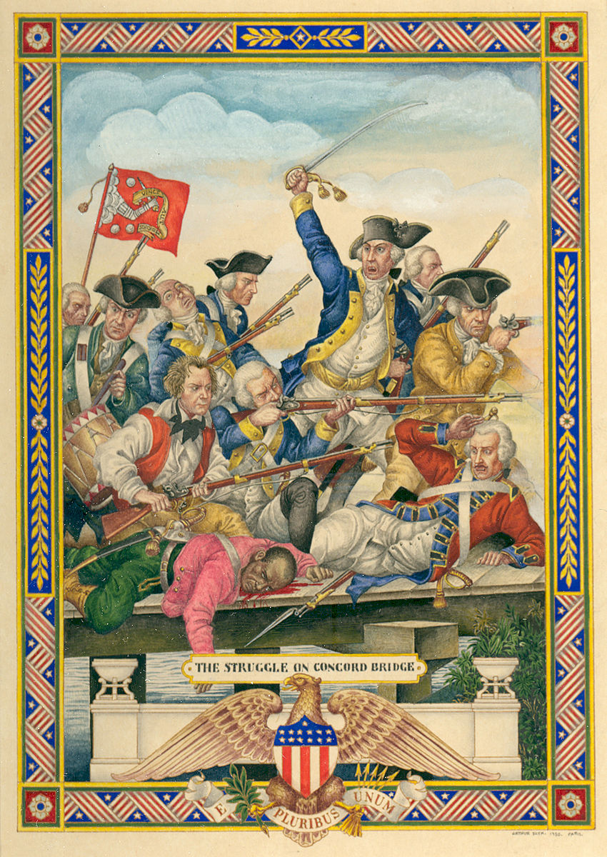 America S First Failure At Government Us History Scene