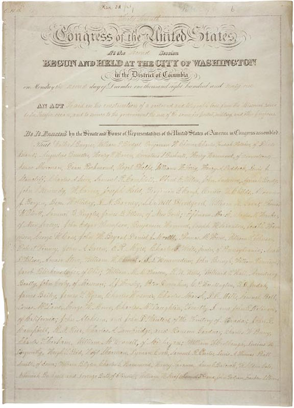 Pacific Railway Act (1862)
