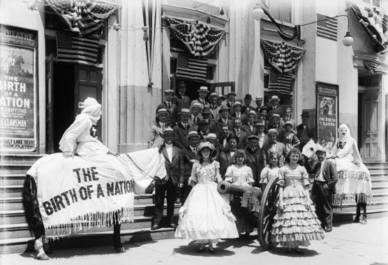 "Salt Lake Theatre, ""Birth of a Nation"" 14 June 1916"