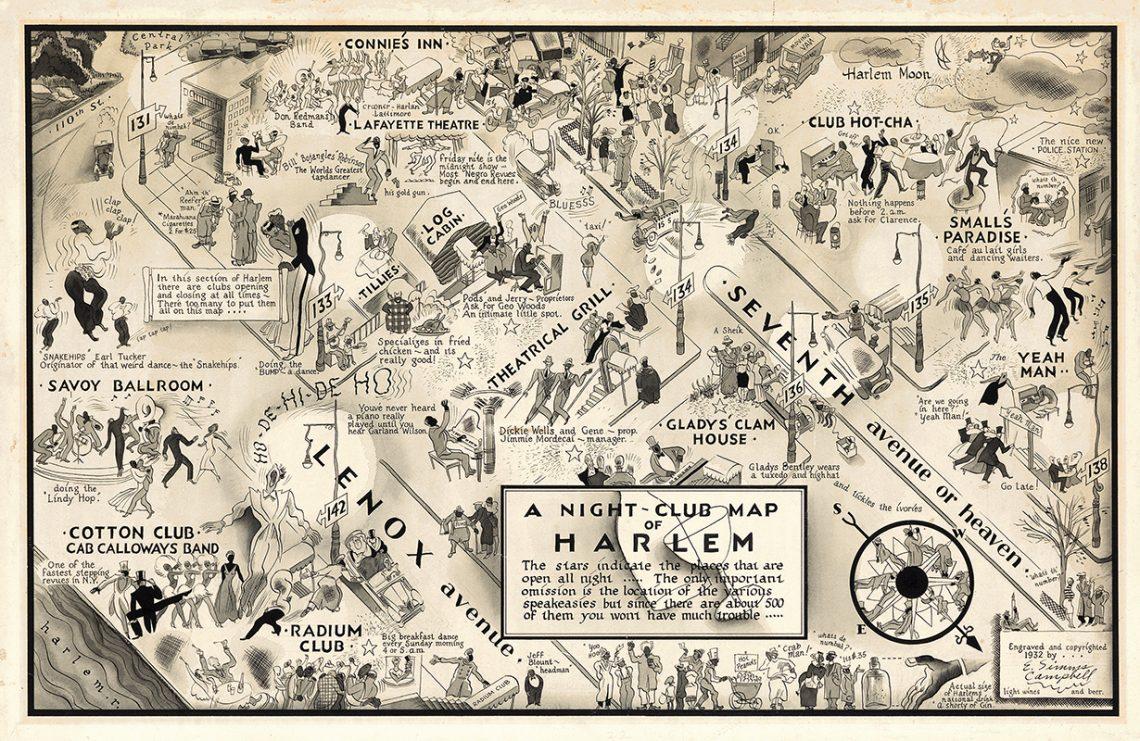 A Renaissance In Harlem The Hard Time Killing Floor Blues Us History Scene