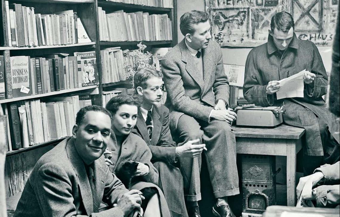 Eating Your Way Through African American Literature In Paris